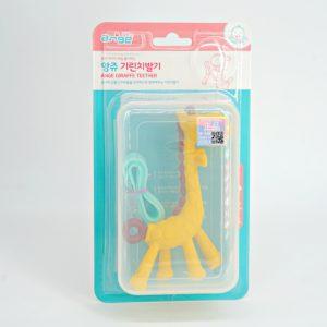 ยางกัดยีราฟรุ่นพิเศษ Ange the Giraffe Special Edition