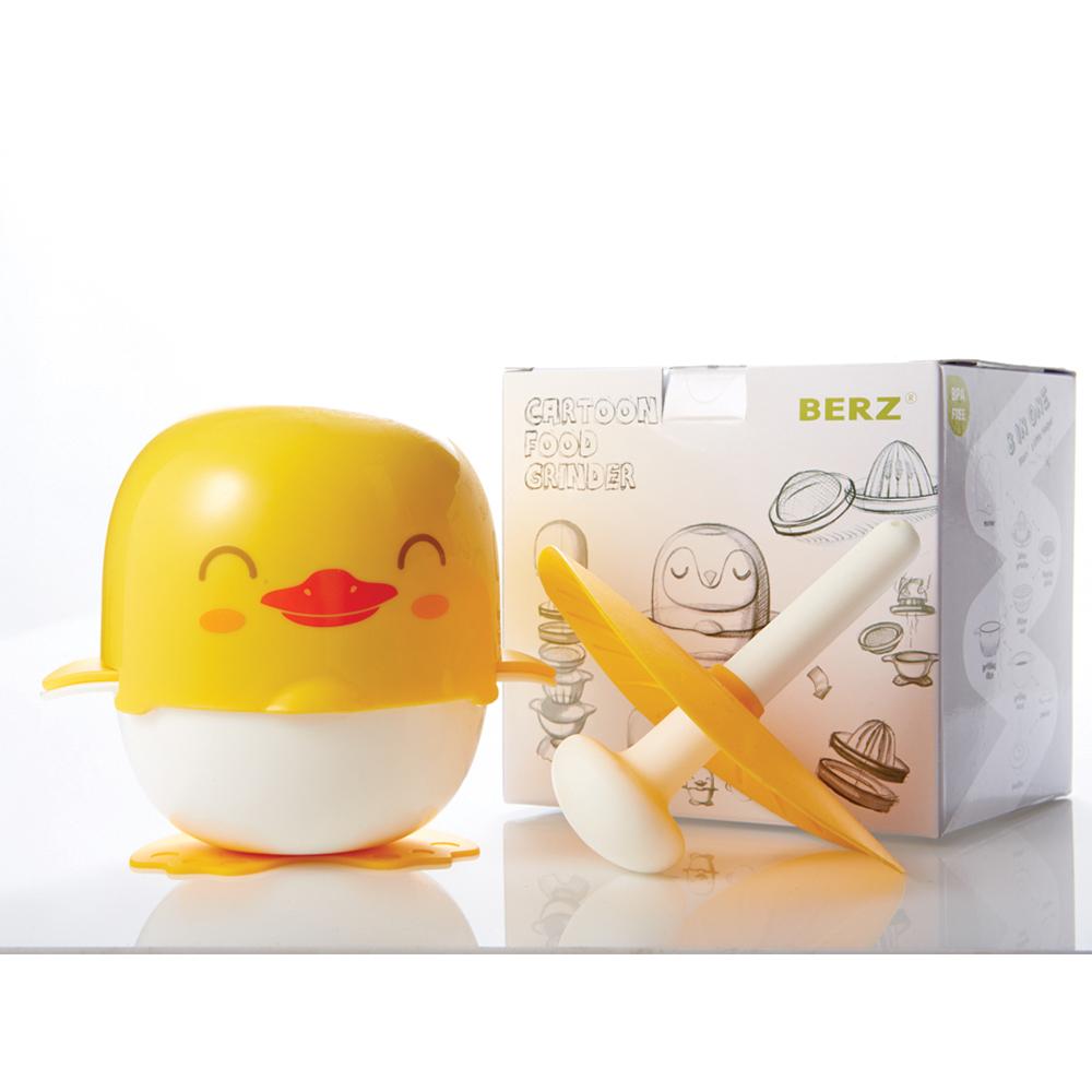 ชุดบดอาหาร เบิร์ซ Berz Grinder Set (Yellow Duck)
