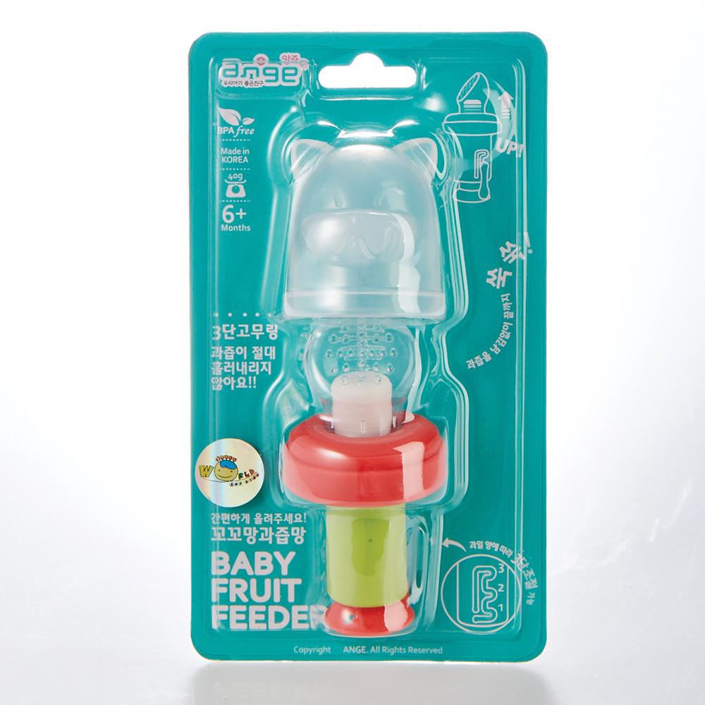 Baby Fruit Feeder 3 Step (ที่ป้อนผลไม้ ปรับได้ 3 ระดับ)
